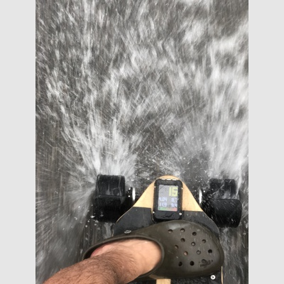Testing in extreme conditions by Luke Richie